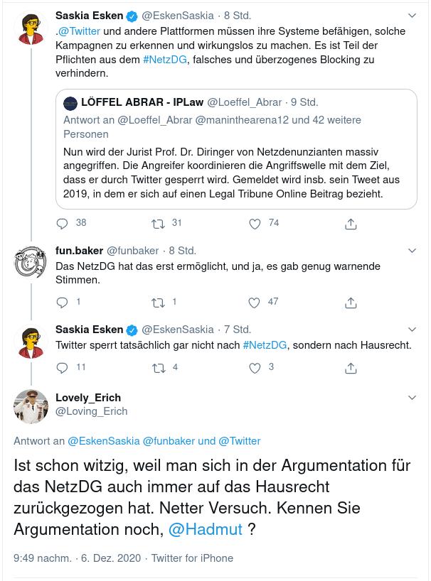 Danisch Twitter